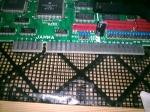 JAMMA edge connector on the MVS