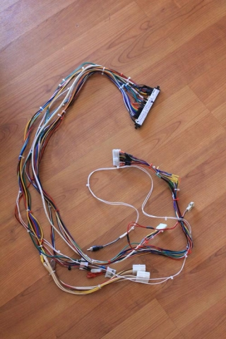JAMMA harness - full shot
