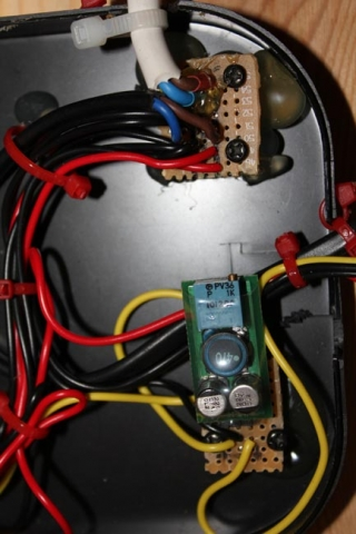 Control box - inside shot (base)