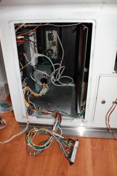 Rewiring finished