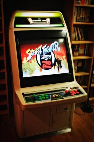 Sega Astro City - completed!