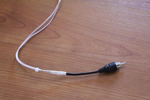 JAMMA harness - RCA audio connection