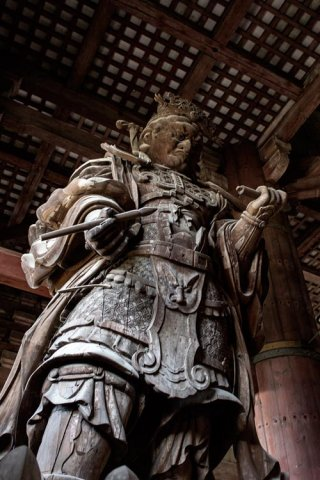 Day 11 - Toudai-ji statue