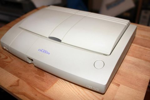 PC Engine Duo-R - angled shot