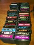 Atari 2600 carts