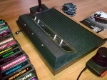Woodgrain Atari 2600 - more pics