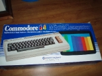 Boxed original model C64 - outside