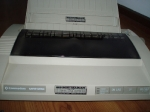 Commodore MPS1250 Printer, close up