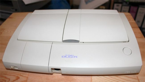 PC Engine Duo-R - front shot