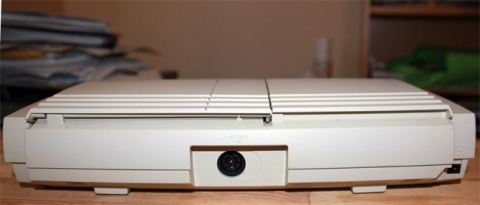 PC Engine Duo-R - rear shot