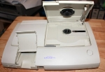 PC Engine Duo-R - front shot, latches open