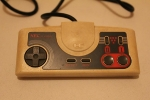 PC Engine controller - before clean