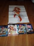 Playstation 2 - Sakura Wars 5: So Long My Love, package contents