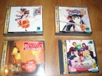 Sakura Wars group shot - Saturn only