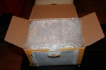 32X unboxing - post box