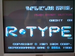 1 November 2009 - Sega Master System, R-Type, title screen