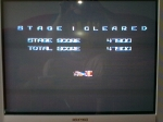 1 November 2009 - Sega Master System, R-Type, Level 1 Complete