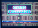 1 November 2009 - Sega Master System, Gain Ground, title screen