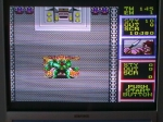 1 November 2009 - Sega Master System, Gain Ground, boss fight