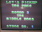 1 November 2009 - Sega Master System, Gain Ground, Round 1 complete