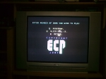 10 September 2009 - C64, ECP menu