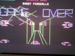 11 October 2009 - Commodore 64, Star Wars, Game Over screen