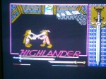 11 October 2009 - Commodore 64, Highlander, in-game