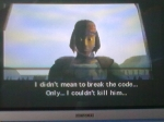 16 November 2009 - Sega Saturn, Panzer Dragoon 2 - Cut scene, pre-game, subtitles