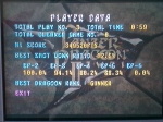 16 November 2009 - Sega Saturn, Panzer Dragoon 2 - Player Data