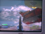 Gaming sessions 22 November 2009 - Sega Saturn, Panzer Dragoon 2, Episode 2 boss