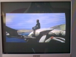 Gaming sessions 22 November 2009 - Sega Saturn, Panzer Dragoon 2, Ending cut-scene