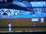 22 September 2009 - C64, International Karate demo screen