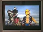 Gaming sessions 25 May 2010 - Sega Saturn, Panzer Dragoon Saga, Ending
