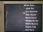 Gaming sessions 25 May 2010 - Sega Saturn, Panzer Dragoon Saga, Credit-roll (3)
