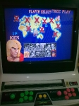 27 September 2009 - Arcade (CPS-I), SF2:CE, character select screen