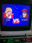 27 September 2009 - Arcade (CPS-I), SF2:CE, Vs screen