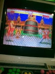 27 September 2009 - Arcade (CPS-I), SF2:CE, boss fight round 1