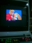 27 September 2009 - Arcade (CPS-I), SF2:CE, Ken\'s ending part 2