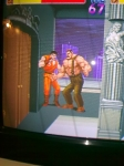 29 September 2009 - Arcade (CPS-I), Final Fight, final stage, humour