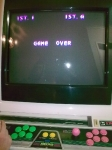 29 September 2009 - Arcade (CPS-I), Final Fight, end of game high scores