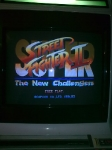 Gaming sessions Easter 2010 - Arcade, Super Street Fighter 2, title screen