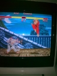 Gaming sessions Easter 2010 - Arcade, Super Street Fighter 2, vs Ryu (2)