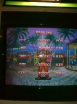 Gaming sessions Easter 2010 - Arcade, Super Street Fighter 2, attract mode (5)