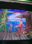 Gaming sessions Easter 2010 - Arcade, Super Street Fighter 2, vs Blanka (1)
