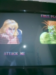 Gaming sessions Easter 2010 - Arcade, Super Street Fighter 2, vs Blanka (2)