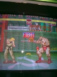 Gaming sessions Easter 2010 - Arcade, Super Street Fighter 2, vs Zangief (2)