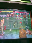 Gaming sessions Easter 2010 - Arcade, Super Street Fighter 2, vs Zangief (3)