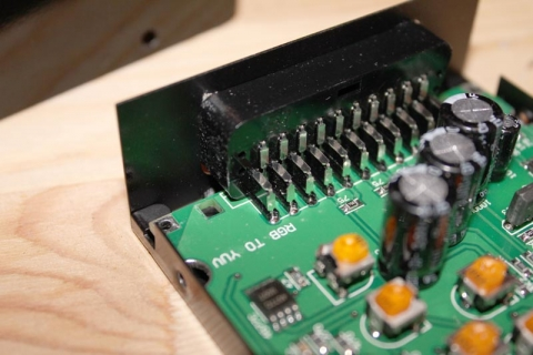 Transcoder - SCART connector