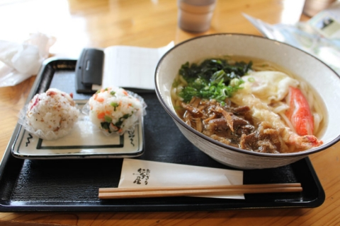 Day 8 - Lunch in Hiroshima