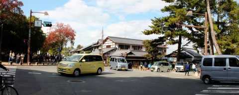 Day 11 - On the way to Toudai-ji